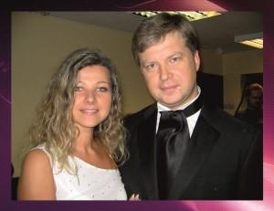 Валдис Пельш, Оксана Мазоха
